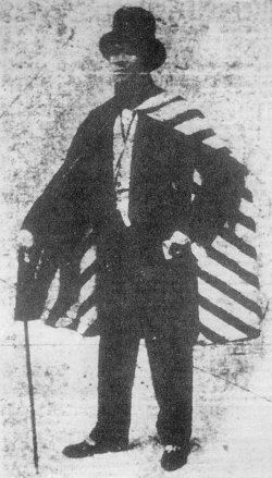 Charles Anderson - Yodler of Note (Indianapolis Freeman, 18 October, 1919).