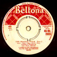 Beltona 45-BL-2323.  Recorded as a 78 rpm in April 1937, re-issued as a 45rpm single and then as part of a 45rpm EP.  Finally deleted in the early 1970s.