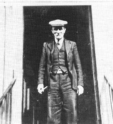 Photo of the Daniel Wyper as an older man - courtesy Keith Chandler
