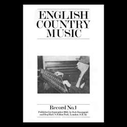 Cover of original LP