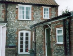 116 Hight Street, Blakeney - where Herbert lived and possibly was born.