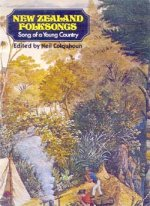 Cover picture - New Zealand Folksongs