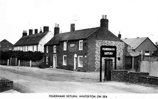 Winterton Fisherman's Return