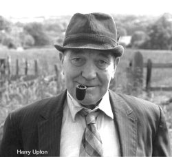 Harry Upton - photo by Mike Yates