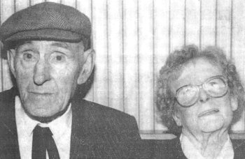Big John Maguire and Mary Anne Connelly